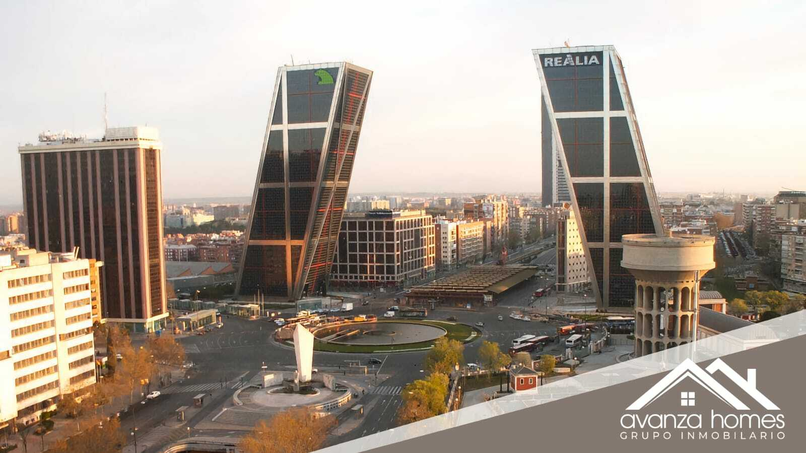Puerta de Europa (Madrid)